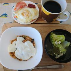 グラノーラ/チーズ大好き/今日の朝ごはん/いただきます!/おうちごはん いただきまーす!   噛みごたえあって …