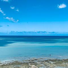 夏のお気に入り #夏 #沖縄 #那覇 #家族旅行 台風の…