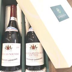 ボジョレーヌーヴォー/ワイン/おうちごはん 今年もボジョレーヌーヴォーがやってきまし…