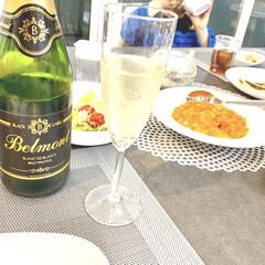 エビチリ/スパークリングワイン/LIMIAごはんクラブ/フォロー大歓迎/おうちごはんクラブ/フード/... 最近、エビチリにはまっています! エビチ…