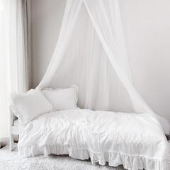 インテリア/女の子部屋/ベッドカバー/子ども部屋/ニトリ/夏インテリア 娘の部屋の布団カバーを変えました! ピン…