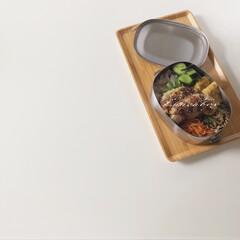 お弁当/おべんとう/のっけ弁当/玉ねぎフライ/LIMIAごはんクラブ/ランチボックス/... Today's lunchbox  玉ね…
