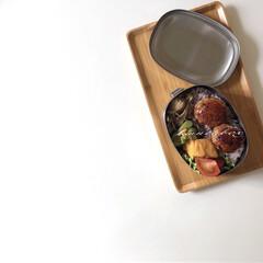 おべんとう/お弁当/のっけ弁当/つくね弁当/今日のお弁当/LIMIAごはんクラブ/... Today's lunchbox  つく…