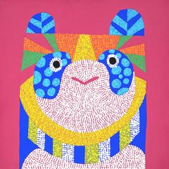 動物/パンダ/イラスト/インテリア/インテリアアート/アート/... LIMIA初投稿です✨ 私の作品写真をU…