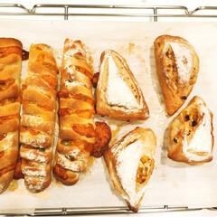 おやつタイム 今日のお料理教室は、枝豆チェダーとパイン…