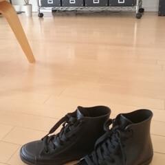 長靴/レイングッズ/ショートブーツ/梅雨/子供靴/雨の日/... スニーカータイプの長靴を買いました。  …
