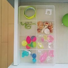 子供部屋/学習机/片付け/収納/整理 子どもの机の引き出しの中を整理しました。…(1枚目)