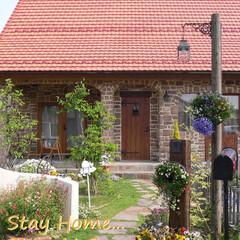 注文住宅/カントリータウン/デザイン住宅/素敵な暮らし/住宅/住まい/... Stay at Sweet Home. …