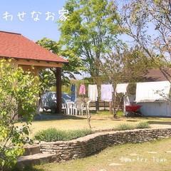 住まい/暮らし/かわいい家/輸入住宅/デザイン住宅/ナチュラル/... お洗濯の時間も楽しい。そんな素敵な家を建…