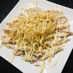 PR/サラダコスモ/もやしレモン 手作りサラダチキンに、もやしレモン マヨ…(1枚目)