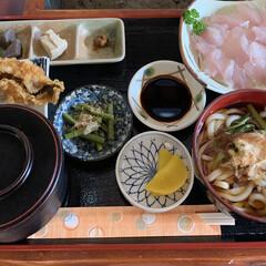 飛騨高山/岩魚定食/はじめてフォト投稿 岩魚定食(1枚目)