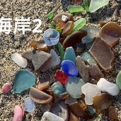 桜餅/海岸/海/シーグラス こまる地方では 小、中学生の休業が決まり…(4枚目)