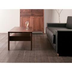 無垢材/無垢/天然木/ウォールナット/センターテーブル/コーヒーテーブル/... 無垢のセンターテーブル