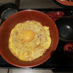 親子丼/名古屋コーチン/はじめてフォト投稿 名古屋旅行でたべた名古屋コーチンの親子丼…