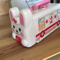 2歳誕生日/はじめてフォト投稿 メルちゃん救急車