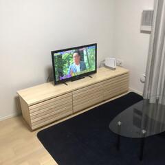 無印良品 【DIY】テレビボード