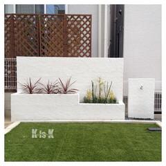ホワイトセメント/透水管/インスタントセメント/コンクリブロック/DIY 花壇&立水栓DIY