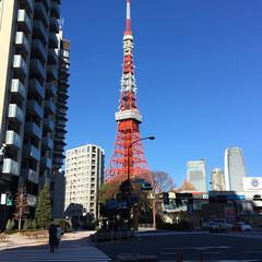 東京タワー/おでかけ/旅行/風景/はじめてフォト投稿 東京タワー はじめて登った!