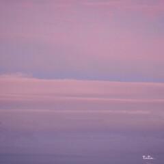 イマソラ/朱色/おでかけ 綺麗な夕暮れ✨✨