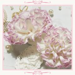 粘土細工/クレイクラフト/クレイフラワー/雑貨/ハンドメイド/母の日ギフト/... コツコツと お花創り