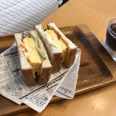 もどき/朝ごはん食パン/ダイソー