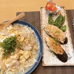 鶏肉料理/ラク家事/スタミナご飯 今日も一日お疲れ様です。 暑い一日😵💦食…