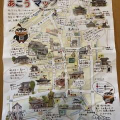 暮らし このマップ あの赤穂浪士で有名になった町…(1枚目)