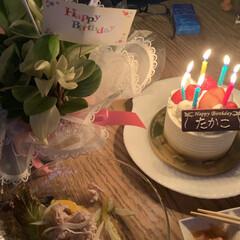 誕生日 誕生日でした。   ただただ感謝です❗️(4枚目)