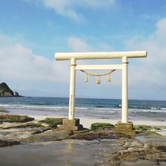 旅行 鵜原海水浴場 🌊いっぱい泳いだ🏊♀️