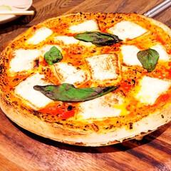 しあわせご飯。/マルゲリータピザ/スペイン料理/ごはん しあわせご飯。 マルゲリータピザが美味し…