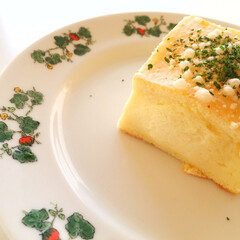 私のご飯/六花亭喫茶室/チーズスフレケーキ/坂本直行/植物画/わたしのごはん チーズスフレケーキをいただきます。 六花…