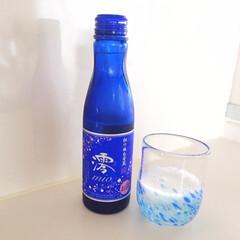 今日の1杯/日本酒/澪/発泡酒/乾杯 今日の1杯。 最近、飲めるようになってき…