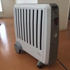 おうち自慢/暖房器具/オイルヒーター/じんわり/陽だまり/おうち おうち自慢。 我が家の暖房器具は、セント…