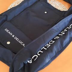 私のお気に入り/ディーンアンドデルーカ/ショッピングバッグ/ロゴ/エコバッグ 私のお気に入り。 ディーンアンドデルーカ…