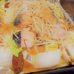 幸せおうちごはん。/鮭のちゃんちゃん焼き/北海道名物/おうちごはん 幸せおうちごはん。 北海道の名物、鮭のち…