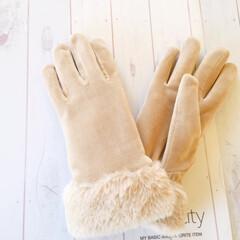 私のお気に入り/手袋/ユニクロ/ヒートテック/スマート/冬の必需品 私のお気に入り。 冬の必需品・ユニクロの…