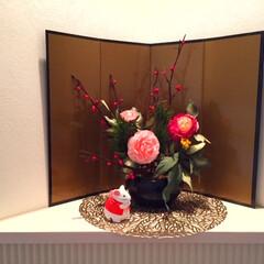 お正月気分/干支/土鈴/子年/お正月飾り お正月気分も少し収まってきましたが 家の…