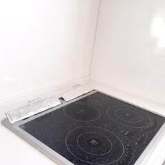 おうち自慢。/キッチン/モノを置かない/スッキリ/安全/おうち おうち自慢。 キッチンはモノを置かないこ…