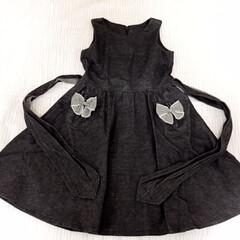 私の手作り。/娘の服/リボン 私の手作り。 娘のために良く作っていまし…