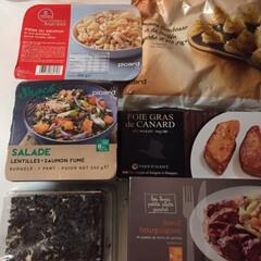 クリスマスの食事/ピカール/冷凍食品/フランス料理/主婦楽料理/クリスマス クリスマスの夕食は、主婦もラクしたい! …
