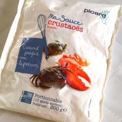 おうちごはん/ピカール/冷凍/甲殻類のソース おうちごはんの強い味方。 冷凍のポーショ…