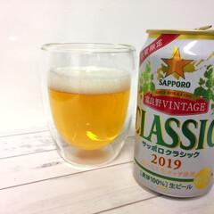 今日の美味しいモノ/ご褒美/ビール/サッポロクラシック/富良野ビンテージ/数量限定 今日の美味しいモノ。 サッポロクラシック…(1枚目)