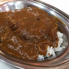 私のご飯/しあわせご飯/北海道帯広市/インデアンカレー/ハンバーグ/わたしのごはん しあわせご飯。 帯広発祥のインデアンカレ…