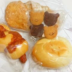 今日のパン/北海道/風連町/cafe風夢/もちもち/美味しい 今日のパン。 北海道名寄市風連町の ca…