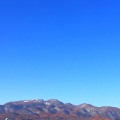 今日の空/雲一つない/天気/青空/景色 今日の空。 雲一つない青空です。 自慢し…