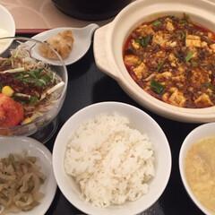 おでかけワンショット。/ランチ/四川/麻婆豆腐/おでかけワンショット おでかけワンショット。 今日のランチは中…(1枚目)