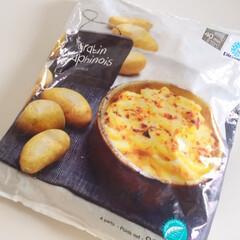 冷凍食品/ピカール/ジャガイモのクリームグラタン/手間がかかる/簡単/便利 これ使える! 冷凍食品のピカールで見つけ…