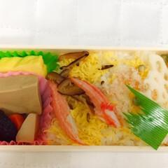 今日のランチ/かにちらし寿司/人気ナンバーワン/美味しい 今日のランチ。 かにちらし寿司。 人気ナ…