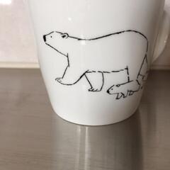 私のお気に入り/マグカップ/イオン/ホームコーディ/360ml/わたしのお気に入り 私のお気に入りのマグカップ。 イオンのホ…