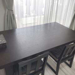 ダイニングテーブル/ダイニング/ニトリ ニトリのダイニングテーブル(2枚目)